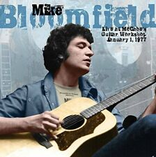 MIKE BLOOMFIELD - LIVE AT MCCABE'S GUITAR WORKSHOP 1,JANUAR 1977  VINYL LP NEUF