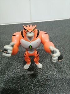"RARE BEN TEN 10 CHARACTER ACTION FIGURE ""RATH"" 10cm TOY"