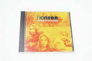 HANSON MIDDLE OF NOWHERE PHCR-1530 JAPAN CD A14076