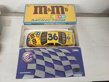 BE Action NASCAR Ernie M&M  1/18 Pontiac   New  in box