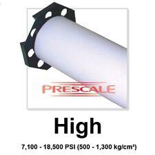 Fujifilm Prescale High Tactile Pressure Indicating Sensor Film
