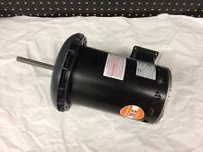 A.O. Smith Heatmaster Condenser Fan Motor F48Z98A01 0.8HP 200-230/460V 1075RPM