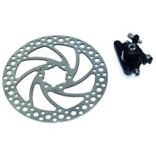 Tickas Freno a Disco Idraulico per Bici Pinze Posteriori Anteriori Ciclismo MTB Bicicletta Pieghevole Freno Idraulico Accessorio per Bici,Freno a Disco Idraulico