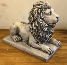 Latex Mould for making This Stunning Lion On Plinth Statue