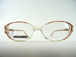 Discreet Schmetterlingsbrille Women's Glasses Plastic With Schmuckscharnier UK S