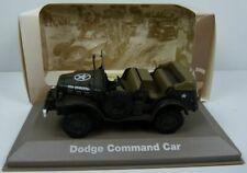 Dodge Command Car, 1/43, Military Vehicle, WW2