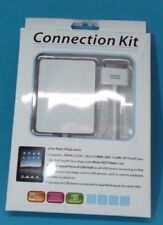Connection Kit Card Reader + Hub For iPad1/1Pad2 Series SD/Mini/MicroSD OT-2110