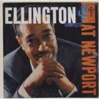DUKE ELLINGTON - ELLINGTON AT NEWPORT 1956 (COMPLETE) 2 CD 40 TRACKS JAZZ NEU