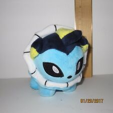 "Vaporeon Pokemon 4"" Plush Doll Eevee Evolution Pokemon Center"
