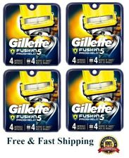 16 Gillette Fusion 5 PROSHIELD Razor Blade Refill Cartridge fit Flex ball Power