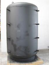 PRE Pufferspeicher 4000L 2 WT. Für Solarthermie Holzvergaser Kamin Heizung Ofen