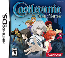 Castlevania: Dawn of Sorrow (Konami''s Best Ed.) NDS New Nintendo DS, Nintendo D