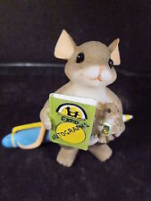 Charming Tails May I Have Your Autograph Mouse Pen Autograph Book dated 2002