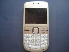 Nokia  C3-00 - Golden (Ohne Simlock) Smartphone