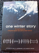 ONE WINTER STORY - REGION 0 DVD - FACTORY SEALED - Sarah Gerhardt