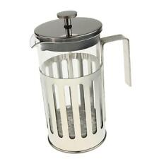 1x Coffee Maker French Press Cafetiere Plunger Pot Filter 1000ml Steel Glass