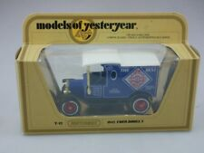 Y-12-3 1912 Ford T Lkw SMITH'S - 44397 Matchbox Yesteyear MoY