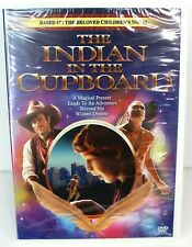 The Indian In The Cupboard DVD Based on The Beloved Novel New Sealed 2004