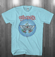 Wayne's World Garth Algar Aerosmith T-shirt Halloween Costume Mens Kids Shirts