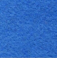 Crystal Blue Felt Square (23cm x 29.5cm)