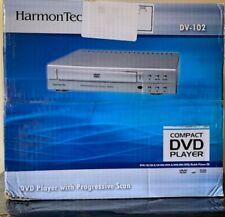 Harmontec Dv-102 Dvd Player with Progressive Scan