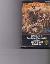 Elton John-Captain Fantastic Music Cassette