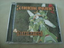 LINKIN PARK – Reanimation Enhanced CD (2002) Chester Bennington