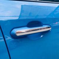 For Toyota RAV4 XA50 2019 2020 2021 Chrome Side Door Handle Cover Trim 4pcs