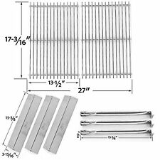 Stainless Steel Heat Plate Uniflame GBC983W-C,BBQ,Burner,Cooking Grid,Repair kit