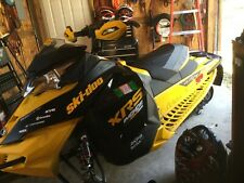 2014 Ski-Doo MX Z X-RS 800R  ( Only 2,417.6 Miles On The Whole Sled )