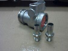 PROCON, PUMP, STAINLESS STEEL, 15 TO 140 GPM, 250 MAX PSI, 1/2 BARB