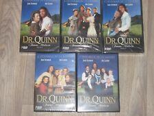 DVD -DR-DOCTEUR  QUINN - 5 saisons ( 2,3,4,5 et 6 )  = 36  DVD  NEUF CELLO