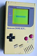 Nintendo Game Boy Classic Konsole - Grau Gameboy von 1989 Funktionstüchtig