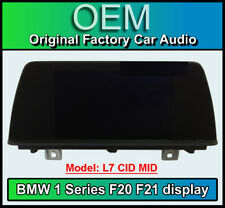BMW 2 Series display screen, BMW F22 F23, L7 CID MID, LCI Multi function