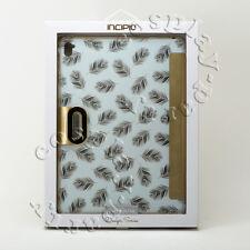 Incipio Design Series Folio Fancy Palm iPad Pro 9.7 Hard Shell Snap Case - White