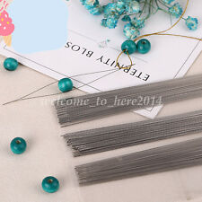 2x Beading Needles Threading String/Cord Jewelry Tools for DIY Fashion Making