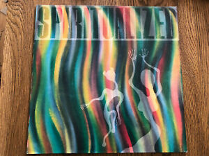 Spiritualized – Anyway That You Want Me - Dedicated – ZT 43784 - LIGHT MARKS