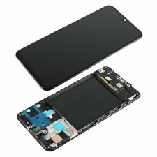 OEM For Samsung Galaxy A50 A505 OLED LCD Display Touch Screen Digitizer + Frame