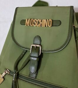 Moschino  Backpack - made in Italy