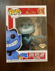 Funko Pop! Disney: Aladdin - Genie with lamp (Diamond Collection)