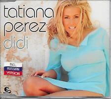 TATIANA - Perez - Didi CDM 5TR Euro House 2004 Germany