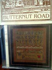 Butternut Road Cross Stitch Pattern