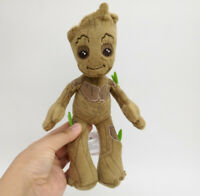 Guardians of The Galaxy Baby Groot Plush Toys Soft Doll Avengers 22cm Kids Gift