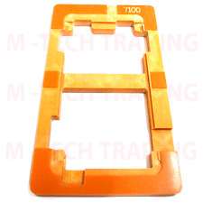 ! SAMSUNG NOTE 2 7100 REFURBISHING LCD TOUCH DIGITIZER SCREEN PLASTIC MOLD PART