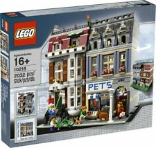 Lego 10218 Modular Pet Shop  New, Sealed
