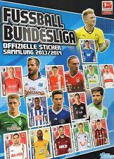 Panini Topps Bundesliga 2013  2014 - 10 Sticker aus Liste aussuchen
