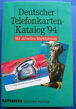 Battenberg Schede telefoniche Catalogo 1994 incl K/O-carte + Dummies con