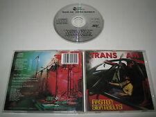 TRANS AM/FASTEN SEATBELTS(B.P. 006) CD ALBUM