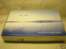 CATHAY PACIFIC airlines 2007 FLYING playing cards