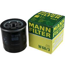 Original MANN-FILTER Ölfilter Oelfilter W 68/3 Oil Filter